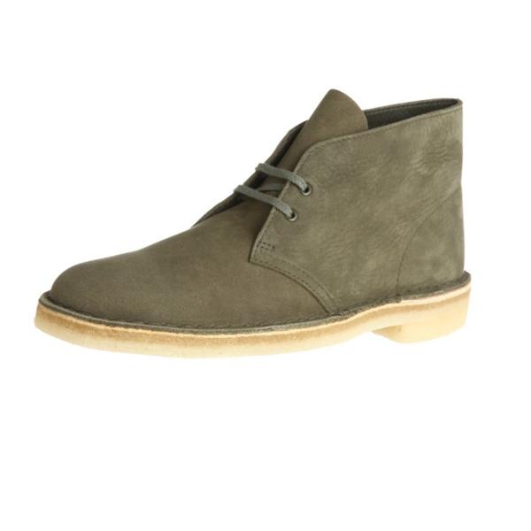 desert boot khaki